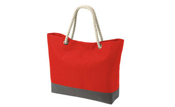 Shopper - red