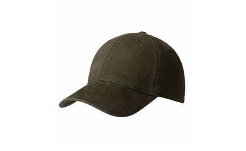 KC-346W Washed cotton cap green